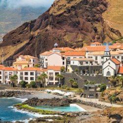 Portugal tour coastal town