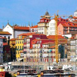 Coast town in Spain