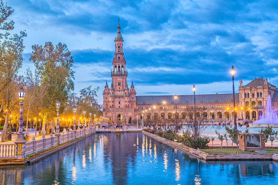 Seville Andalusia Spain Tour